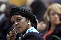 Italy, Rome -  November 2009.Grace Mugabe , first lady of Zimbabwe (Credit Image: © Ei/Ropi via ZUMA Press)