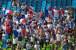 France supporters<br /> Olympic Games Rio 2016<br /> © Hippo Foto - Dirk Caremans<br /> 17/08/16