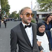 NLD/Hilversum/20180903 -   Voetbalgala 2018, Hakim Ziyech