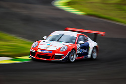 Dino Zamparelli | GT Marques | #88 Porsche 911 GT3 Cup | Porsche Carrera Cup GB | Free Practice 1 - Mandatory byline: Rogan Thomson/JMP - 17/06/2016 - MOTORSPORT - Croft Circuit - Dalton-on-Tees, England - BTCC Meeting Test Day.