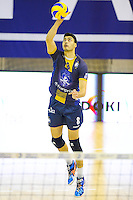 Jorge Fernandez - 20.12.2014 - Paris Volley / Sete - 12eme journee de Ligue A<br /> Photo : Andre Ferreira / Icon Sport