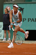 Roland Garros. Paris, France. May 31st 2006..Sugiyama against Rezai during the 2nd tour of the tennis french open.