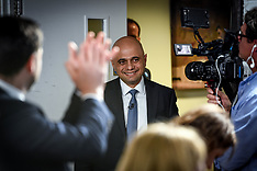 Sajid Javid Leadership Launch 12062019