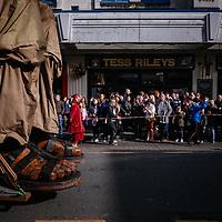18-10-05 - Giants in New Brighton
