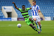 Colchester United v Forest Green Rovers 260817