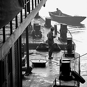 Docking IV, Shibaozhai, China (May 2004)