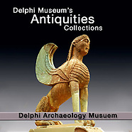 Delphi Archaeological Museum Ancient Greek  Antiquities - Pictures Images Photo