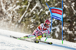 Roland Leitinger (AUT) competes during 9th Men's Giant Slalom race of FIS Alpine Ski World Cup 55th Vitranc Cup 2016, on March 4, 2016 in Kranjska Gora, Slovenia. Photo by Vid Ponikvar / Sportida