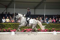 Gil Ortiz Francisco, ESP, Israel x<br /> World Championship Young Dressage Horses <br /> Ermelo 2016<br /> © Hippo Foto - Leanjo De Koster<br /> 29/07/16
