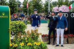 Podium Rolex Grand Prix<br /> Brussels Stephex Masters<br /> © Hippo Foto - Sharon Vandeput<br /> 29/08/21