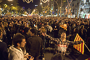 Thousands of persons have participated in the strike of 14-N in Barcelona. The Paseo de Gracia Av. has been plenty.General Strike in Spain and Portugal. Throughout Europe thousands of people demonstrated against the austerity measures imposed by the governments.<br /> <br /> Portugal and Spain joined an Iberin strike convened by the major labor unions.