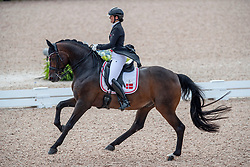 Jaeger Bettina, DEN, Mane Stream Belstaff<br /> World Equestrian Games - Tryon 2018<br /> © Hippo Foto - Dirk Caremans<br /> 13/09/18