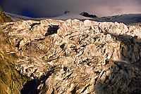 Glacier de Moiry (Haute Route), Switzerland