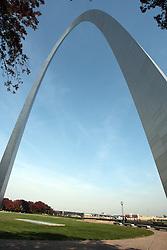 18 October 2010: The Gateway Arch. St. Louis Missouri
