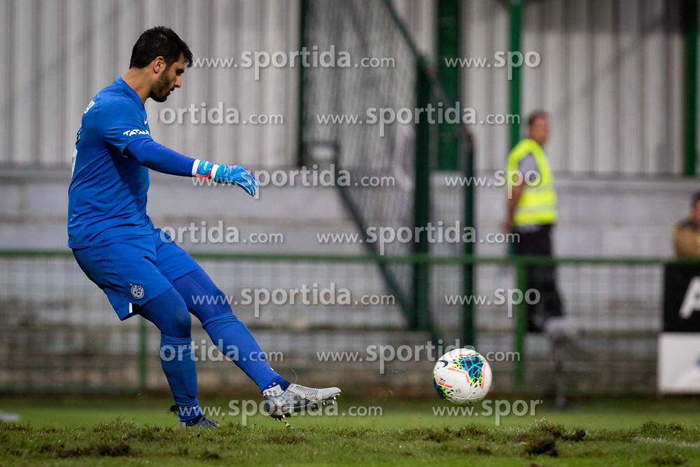 Guy Haimov of Maccabi Haifa during Football match between NS Mura (SLO) and Maccabi Haifa (IZR) in First qualifying round of UEFA Europa League 2019/20, on July 18, 2019, in Stadium Fazanerija, Murska Sobota, Slovenia. Photo by Blaž Weindorfer / Sportida