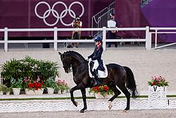 Fry Charlotte, GBR, Everdale, 134<br /> Olympic Games Tokyo 2021<br /> © Hippo Foto - Stefan Lafrentz<br /> 24/07/2021