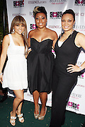 19 July 2010-New York, NY- l to r: Kat Deluna, Demetria Lucas and Egypt at The Belle Affair powered by Belevedre Grapefruit Vodka  and hosted by Emil Welbekin to celebrate the birthday of Dating Expert Demetria Lucas, who is highly regarded and followed by millions of readers and high profile peers through her wildly popular dating and relationships blog, held at the Shelbourne Hotel Rooftop on July 19, 2010 in New York City.
