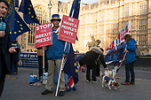 Anti-Brexit Remain in Europe demos UK Brexitland