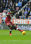 Wigan Athletic v Derby County 011213