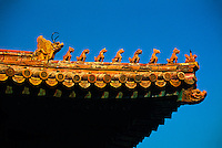 Imperial Palace, The Forbidden City, Beijing, China.