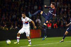 Paris Saint Germain (PSG) v Olympique Lyonnais (OL) - 19 Sept 2017