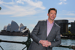 February 26, 2019 - Sydney, Australia - HUGH JACKMAN announcing his 2019 World Tour at Museum of Contemporary Art, Sydney. (Credit Image: © Christopher Khoury/Australian Press Agency via ZUMA  Wire)