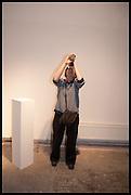 MARINA SPIEGEL, KALEIDOSCOPE edition by  Yinka Shonibare-MBE  studio launch, Multiple Store,  Dalston,  2 October 2014.