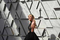 February 24, 2019 - Los Angeles, California, U.S - GIULIANA RANCIC, wearing a Kelly NG gown, during red carpet arrivals for the 91st Academy Awards, presented by the Academy of Motion Picture Arts and Sciences (AMPAS), at the Dolby Theatre in Hollywood. (Credit Image: © Kevin Sullivan via ZUMA Wire)
