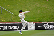 Wellington Firebirds v Canterbury, Round 1 of the 2020-2021 Plunket Shield domestic cricket competition at Basin Reserve, Wellington on Wednesday 21st October 2020.<br /> Copyright photo: Masanori Udagawa / www.photosport.nz