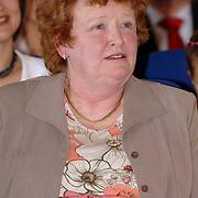 NLD/Huizen/20060323 - Afscheid burgemeester Jos Verdier als burgemeester van Huizen, wethouder Willy Metz