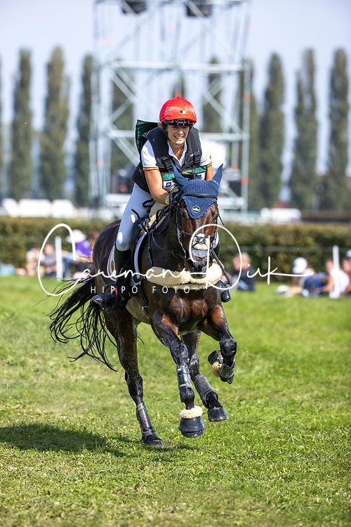 Schmitz Julia, BEL, Lady Like<br /> FEI Eventing European Championship <br /> Avenches 2021<br /> © Hippo Foto - Stefan Lafrentz25/09/2021