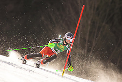 Roni Remme (CAN) during the Ladies' Slalom at 56th Golden Fox event at Audi FIS Ski World Cup 2019/20, on February 16, 2020 in Podkoren, Kranjska Gora, Slovenia. Photo by Matic Ritonja / Sportida
