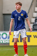 Cameron Logan (Heat of Midlothian) during the U17 European Championships match between Scotland and Russia at Simple Digital Arena, Paisley, Scotland on 23 March 2019.