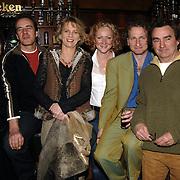NLD/Amersfoort/20060213 - Presentatie Spijkerhoek DVD, Joep Sertons, Mary Lou Steenis, Hymke de Vries, Wilfred Klaver, Michiel Kerkbosch, Cynthia Abma