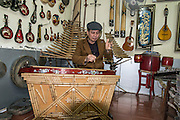Traditional Music instrument, Hanoi, Vietnam