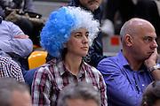 DESCRIZIONE : Eurolega Euroleague 2015/16 Group D Dinamo Banco di Sardegna Sassari - Brose Basket Bamberg<br /> GIOCATORE : Tifosi Pubblico Spettatori<br /> CATEGORIA : Curiosità Parrucca<br /> SQUADRA : Dinamo Banco di Sardegna Sassari<br /> EVENTO : Eurolega Euroleague 2015/2016<br /> GARA : Dinamo Banco di Sardegna Sassari - Brose Basket Bamberg<br /> DATA : 13/11/2015<br /> SPORT : Pallacanestro <br /> AUTORE : Agenzia Ciamillo-Castoria/L.Canu