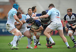 - Photo mandatory by-line: Dougie Allward/JMP - Mobile: 07966 386802 - 29/03/2015 - SPORT - Rugby - Bristol - Ashton Gate - Bristol Rugby v Bedford Blues - Greene King IPA Championship