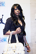 DJ Cocoa Chanelle at The 3rd Annual Black Girls Rock Awards held at the Rose Building at Lincoln Center in New York City on November 2, 2008..BLACK GIRLS ROCK! Inc. is a 501 (c)(3) nonprofit, youth empowerment mentoring organization established for young women of color.  Proceeds from ticket sales will benefit BLACK GIRLS ROCK! Inc.?s mission to empower young women of color via the arts.  All contributions are tax deductible to the extent allowed by