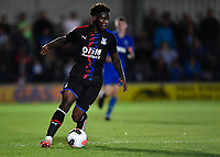 Football - 2019 / 2020 pre-season friendly - AFC Wimbledon vs. Crystal Palace<br /> <br /> Crystal Palace's Brandon Pierrick in action during this afternoon's game, at Kingsmeadow Stadium.<br /> <br /> COLORSPORT/ASHLEY WESTERN