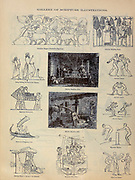 Gallery of Scripture Illustrations of Biblical Lifestyle from ' The Doré family Bible ' containing the Old and New Testaments, The Apocrypha Embellished with Fine Full-Page Engravings, Illustrations and the Dore Bible Gallery. Published in Philadelphia by William T. Amies in 1883