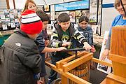 Urban Agriculture Festival at Parrish Middle School in Salem, Oregon.