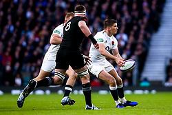 Owen Farrell of England - Mandatory by-line: Robbie Stephenson/JMP - 10/11/2018 - RUGBY - Twickenham Stadium - London, England - England v New Zealand - Quilter Internationals