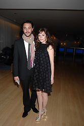 Actor JACK HUSTON and actress ANNA FRIEL at an Evening at Sanderson in Aid of CLIC Sargent held at The Sanderson Hotel, 50 Berners Street, London W1 on 15th May 2007.<br /><br />NON EXCLUSIVE - WORLD RIGHTS