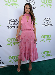 28th Annual Environmental Media Association Awards. 22 May 2018 Pictured: Jordana Brewster. Photo credit: TPG/MEGA TheMegaAgency.com +1 888 505 6342