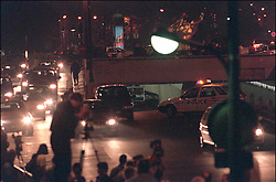 File photo taken on August 31, 1997 - NO CREDIT. 42571-26. Paris-France, 29/09/1997. Reconstitution of Princess Diana and Dodi Al Fayed's accident under Alma tunnel in Paris, they both died in the accident along with driver Henri Paul. Princess Diana died on August 31 1997 after suffering fatal injures in a car crash in the Pont de l'Alma road tunnel in Paris. Her companion Dodi Fayed and driver and security guard Henri Paul were also killed in the crash. Photo by ABACAPRESS.COM