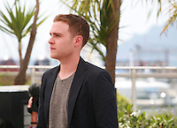 Iain De Caestecker at the photo call for the film Lost River at the 67th Cannes Film Festival, Tuesday 20th May 2014, Cannes, France.