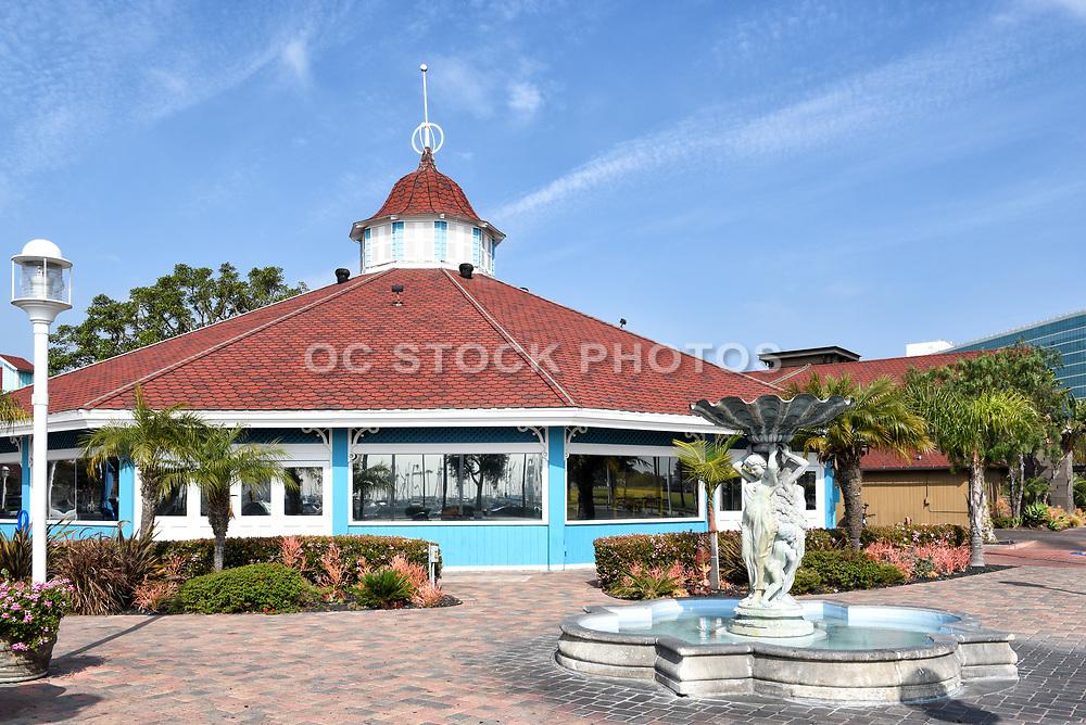 Pelican Pier Arcade Pavilion at Shoreline Village at Rainbow Harbor