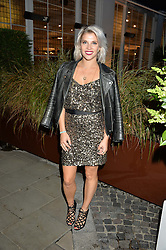 PIPS TAYLOR at the Bluebird's End of Summer Party with Taylor Morris held at Bluebird, 350 King's Road, London on 29th September 2016.