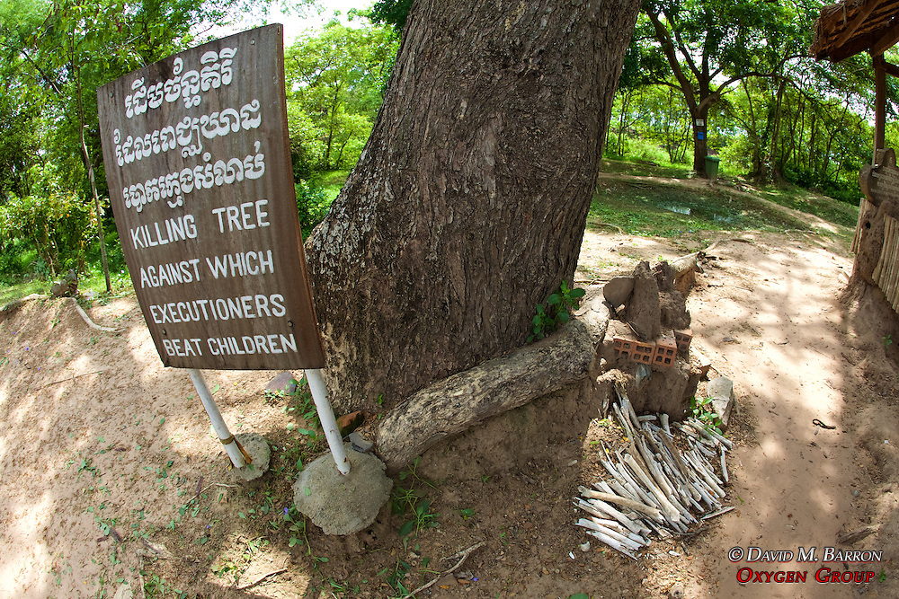 Killing Tree, Choeung Ek