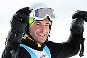 Jonathan «Jontsch» Schächter, Teilnehmer beim Renzo's Schneeplausch vom 23. Januar 2016 in Vella, Gemeinde Lumnezia.